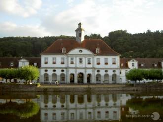 hessen-in-berlin.de | Das Rathaus von Bad Karlshafen