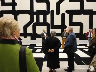 Farbenpracht im Winter in der Berlinischen Galerie