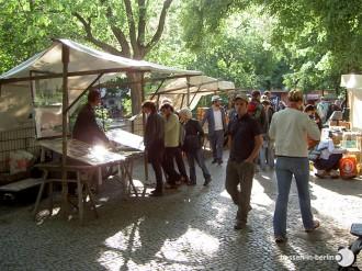 Die Flohmärkte in Berlin
