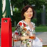 Jutta Kehrer, Leiterin des Referates für Veranstaltungen, Gastronomie & Öffentlichkeitsarbeit